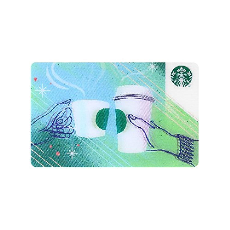 スターバックス カード チアリングカップス Starbucks 2017