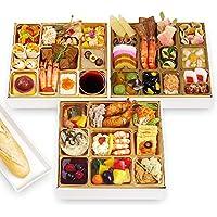 神戸バランスキッチン ビストロおせち 「アイリス」 和洋2段重 3-5人前 (12月28日(木) お届け)