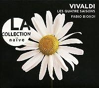 ヴィヴァルディ : 「四季」 他 (Vivaldi : Le Quattro Stagioni etc. / Fabio Biondi, Europa Galant) [輸入盤]