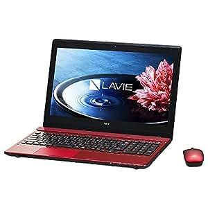 日本電気 LAVIE Note Standard - NS550/BAR クリスタルレッド PC-NS550BAR