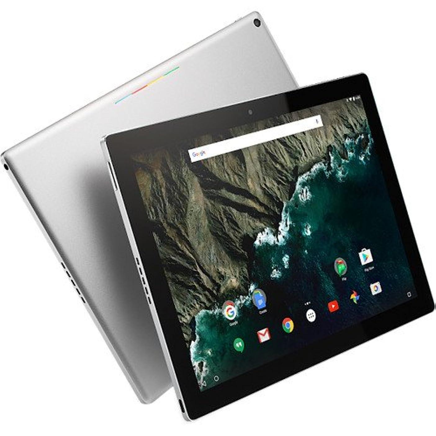 バイアス困惑するコストGoogle Pixel C Tablet 32gb Silver Aluminum Wifi Only(米国並行輸入品)