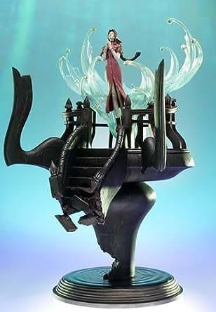 FINAL FANTASY VII SCULPTURE ARTS エアリス・ゲインズブール(彩色済みポリレジン完成品)