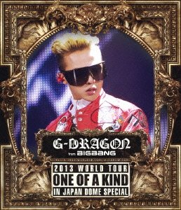 G-DRAGON 2013 WORLD TOUR ~ONE OF A KIND~ IN JAPAN DOME SPECIAL (Blu-ray Disc2枚組)