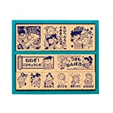 学校やおけいこ教室で大活躍☆ 忍たま乱太郎 木製ごほうびスタンプ SDH-098 〈簡易梱包