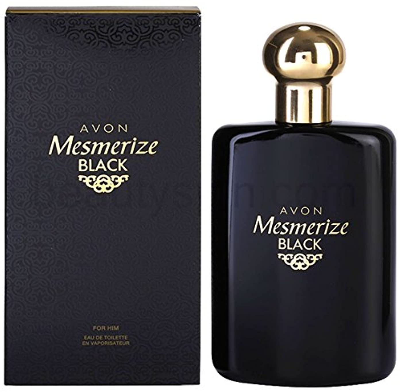AVON Mesmerize Black For Him Eau de Toilette 100ml