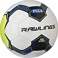 Rawlings sb1050 PIAAサッカーボール、サイズ5、ホワイト