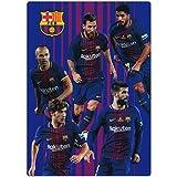 FCBarcelona(FCバルセロナ) 17/18下敷き 選手 BCN32146