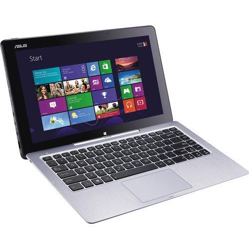 エイスース ASUS トランスフォーマーブック Transformer Book ノートパソコン Laptop タッチスクリーン Touchscreen T300LA-DH51T 13.3Inch【1.6 GHz Intel Core i5/4GB RAM/128GB SSD/Windows 8】米国版 US version Keyboard【並行輸入品】
