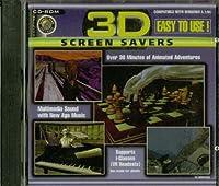 3d Screen Savers (輸入版)