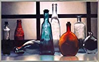 """Bottled Twilight by Cecile Baird 20.83""""x30.31"""" 79333-54-22FUSA"""