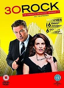30 Rock: Seasons 1-7 [DVD] [Import]