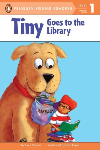 Tiny Goes to the Libraryの詳細を見る