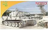 ドラゴン 1/72 第二次世界大戦 ドイツ軍 ティーガーI 極初期型 第502重戦車大隊 レニングラード戦線 1942/43 プラモデル DR7376