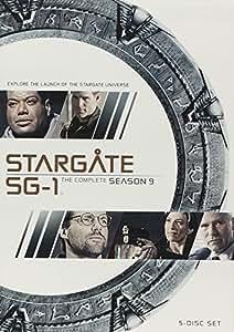 Stargate Sg-1 Season 9 [DVD] [Import]