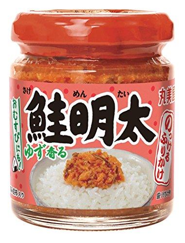 丸美屋 のっけるふりかけ 鮭明太(100g)