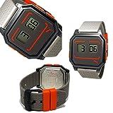 Puma Time List Robot デジタル プラベルトウォッチ ユニセックス(PU910951013 PU910951014) (PU910951013(ダークグレー))