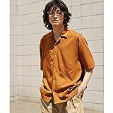 (ティーケー タケオキクチ) tk.TAKEO KIKUCHI ブッチャーオープンカラーシャツ 17086301