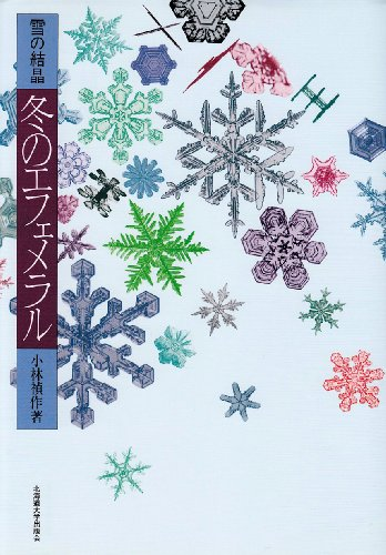 雪の結晶―冬のエフェメラル