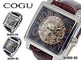 日用品 メンズ 自動巻き メンズ スケルトン 腕時計 BS003-RG ローズゴールド