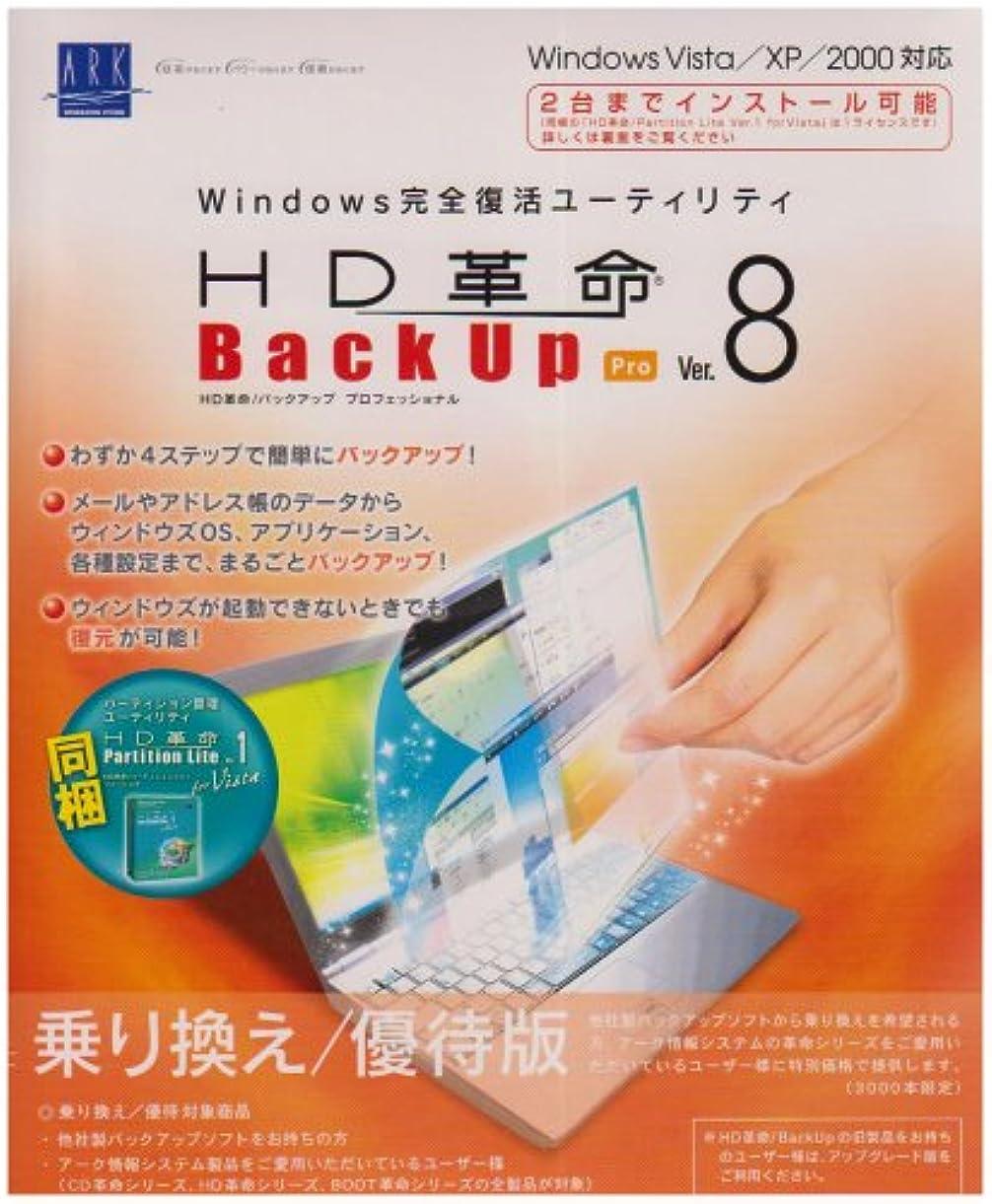事前試み虫を数えるHD革命/BackUp Ver.8 Pro 乗り換え/優待版
