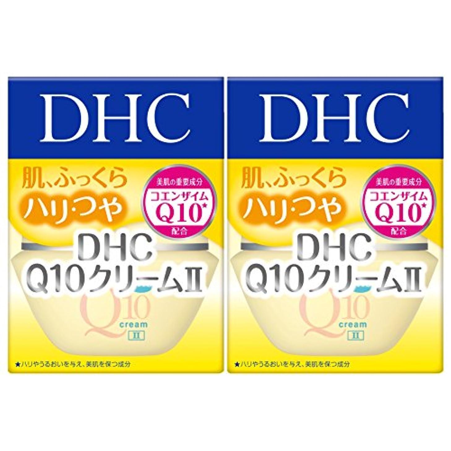 かすれたピザジャム【セット品】DHC Q10クリームII (SS) 20g 2個セット