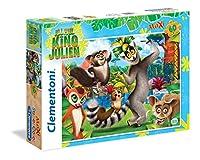 "Clementoni "" King Julian ""マキシパズル( 60ピース)"