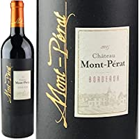Chateau Mont Perat Rouge [2015] / シャトー モンペラ ルージュ [FR][赤]