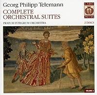 Telemann: Complete Orchestral