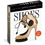 2019 Shoes Gallery Page-A-Day Gallery Calendar