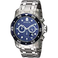 Invicta Men's 0070 Year-Round Analog Casual Silver Watch