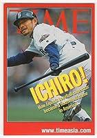 イチロー <TIME> 2001年配布カード