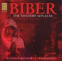 Mystery Sonatas by BIBER HEINRICH IGNAZ FRANZ VO (2002-01-29)
