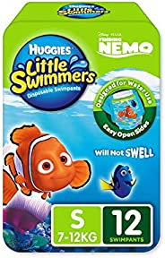 Huggies Little Swimmers Nappy Pants Small (7-12kg) 12 Pack