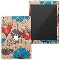 igsticker iPad 6(2018) 9.7インチ 専用スキンシール フルカバータイプ apple iPad 6 シール 第6世代 アップル アイパッド A1893 A1954 全面スキンシール フル 背面 側面 正面 液晶 ステッカー タブレット 保護シール 005284