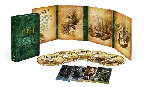 ホビット 竜に奪われた王国 エクステンデッド・エディション DVD版(初回限定生産/5枚組/デジタルコピー付)