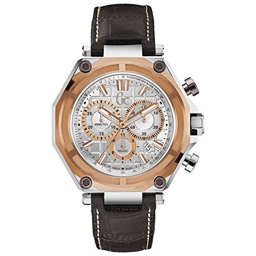 国内正規品 Gc/ジーシー GUESS ゲスコレクション メンズ 腕時計 X10001G1S Gc-3 Sport/スポーツ
