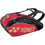 ヨネックス(YONEX) テニスバッグ ラケットバッグ6(リュック付)〔テニス6本用〕 BAG1602R