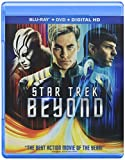 Star Trek Beyond (BD/DVD/Digital HD Combo)[Blu-ray] [Import]