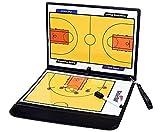 (tokimeki19)バスケット ボール 作戦盤 折りたたみ式 ボード ペン セット コーチング