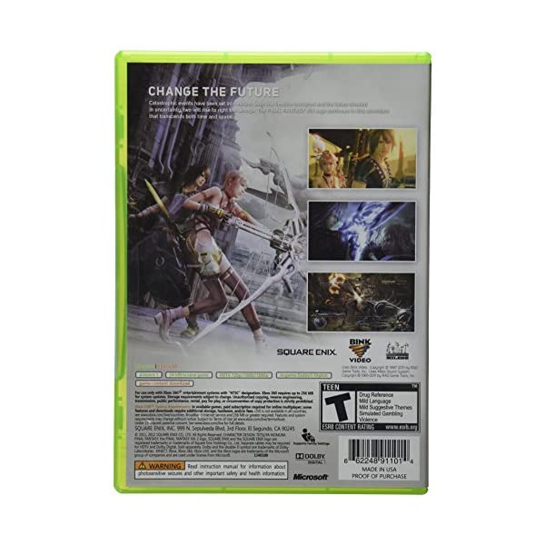 Final Fantasy XIII-2 (輸...の紹介画像2
