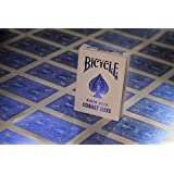 [マーフィーマジック]Murphy's Magic Bicycle Rider Back Cobalt Luxe by US Playing Card Co CARDSBICLUXE_BLU [並行輸入品]