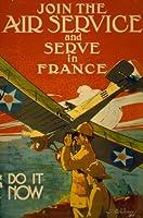 エアサービスに参加1917年ポスターand Serveのフランス-- D