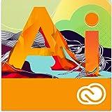 Adobe Illustrator CC (最新版) 12ヶ月版 Macintosh版 [オンラインコード] [ダウンロード]