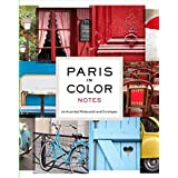 Paris in Color Notes: 20 Assorted Notecards and Envelopes (Paris Photography Stationery, Francophile)