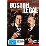 Boston Legal: The Complete Season 5 [Region 4]
