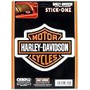 HARLEY-DAVIDSON(ハーレーダビッドソン) CLASSIC ステッカー 13cmx10.5cm