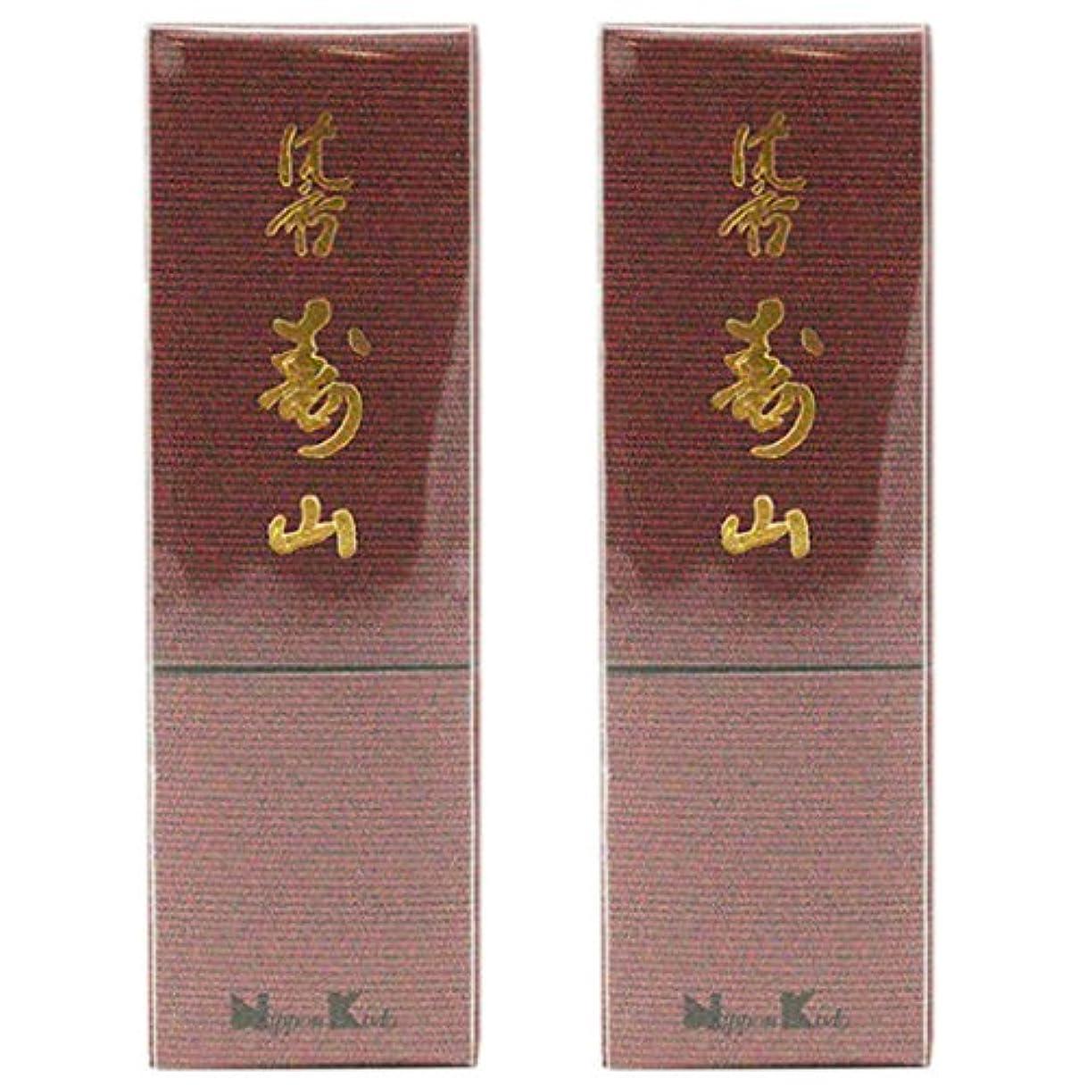 タバコ意志ほんの沈香寿山 スティック24本入 2個セット