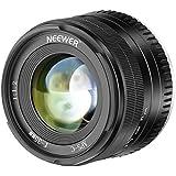 Neewer Fuji用35mm F1.2大口径のAPS-Cレンズ Fuji X マウントミラーレスカメラに対応