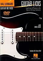 Hlgm Koch Guitar Licks Phrases DVD