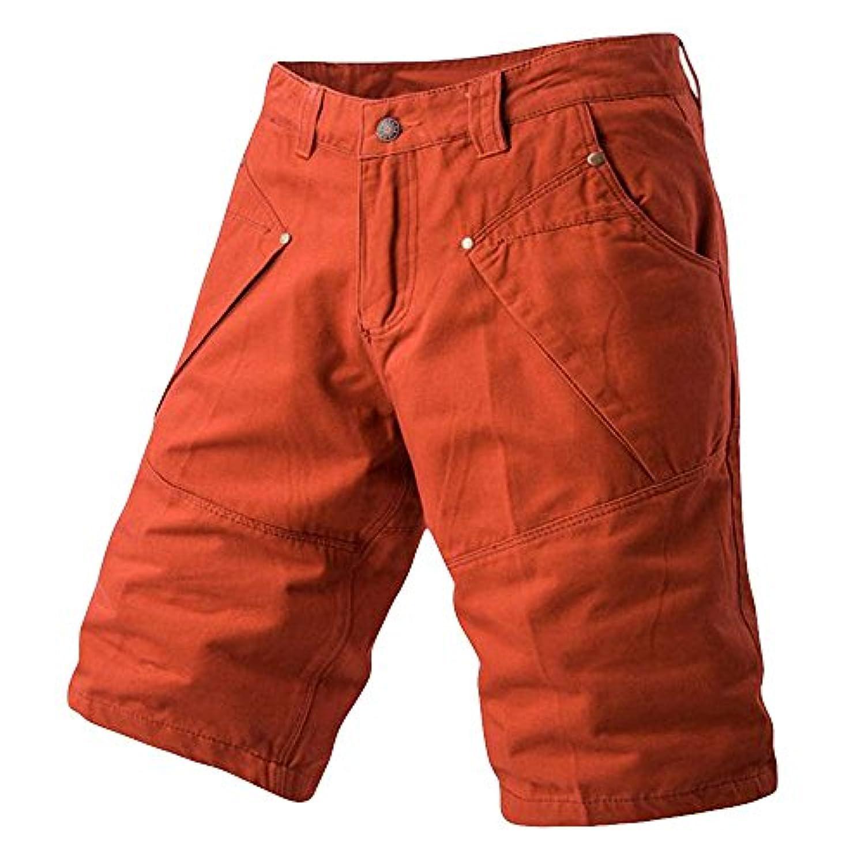 ショートパンツ メンズ Dafanet 短パン メンズ 大きいサイズ チェック ハーフパンツ メンズ カーゴパンツ チノパン ストリート ミディアム 七分丈 ゴルフウェア 水陸両用 水着 ビーチパンツ ボードショーツ